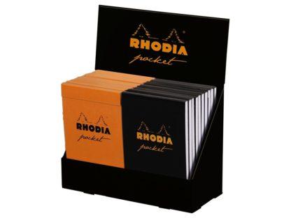 Agendă Rhodia Classic Pocket display