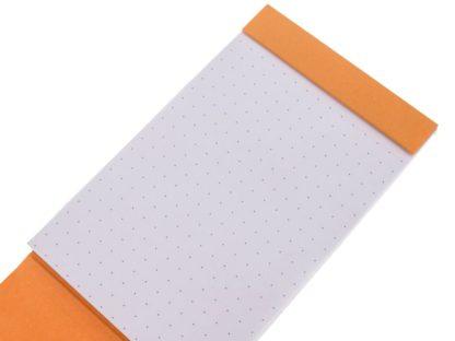 Agendă Rhodia Classic Pocket interior portocaliu