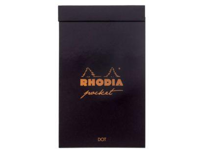 Agendă Rhodia Classic Pocket negru