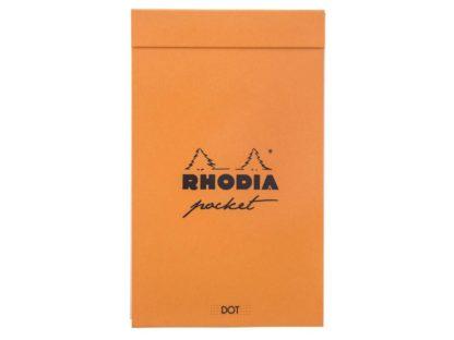 Agendă Rhodia Classic Pocket portocaliu
