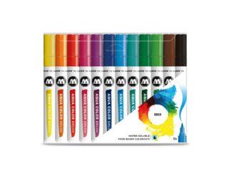 Aqua Color Brush Basic Set 1