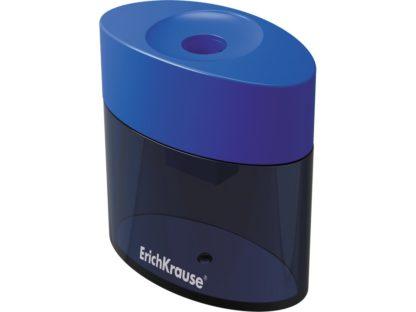 Ascuțitoare din plastic cu rezervor Erich Krause Smart&Sharp albastru