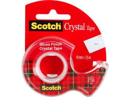 Bandă adezivă Scotch® cu dispenser