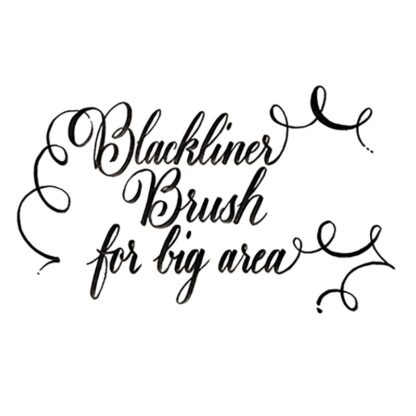 Blackliner Brush example 2