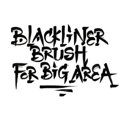 Blackliner Brush example 5