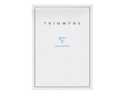 Bloc hârtie corespondență A4 Triomphe, Clairefontaine