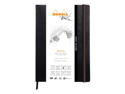 Bristol Book A4 Rhodia Touch Layout ambalaj