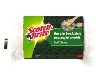 Burete protecție unghii Scotch-Brite™