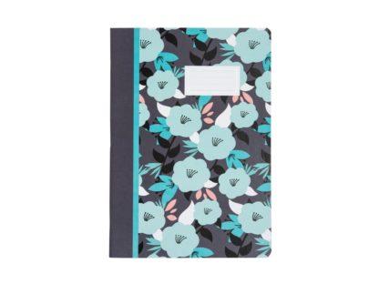 Caiet Ancor B'log Flowers A5, 48 file 2