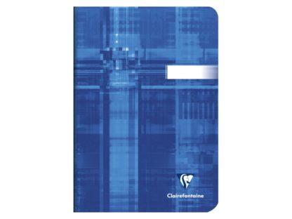 Caiet Clairefontaine A5 albastru