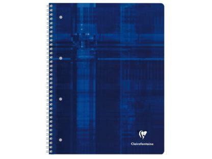 Caiet Clairefontaine Studium albastru