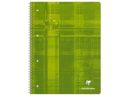 Caiet Clairefontaine Studium verde