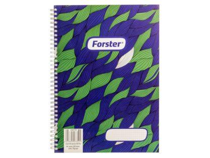 Caiet cu spirală Forster A4 100 file