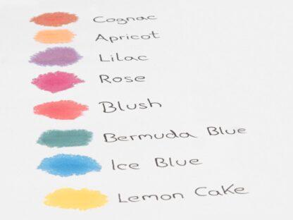 Călimară Cerneală Pastel Schneider exemplu 1