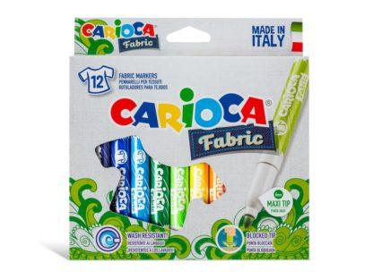 Carioca Fabric 12/set