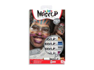 Carioca Mask-Up Metallic