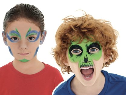 Carioca Mask-Up Monster exemplu