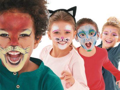 Carioca Mask-Up Party exemplu