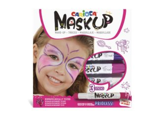 Carioca Mask-Up Princess