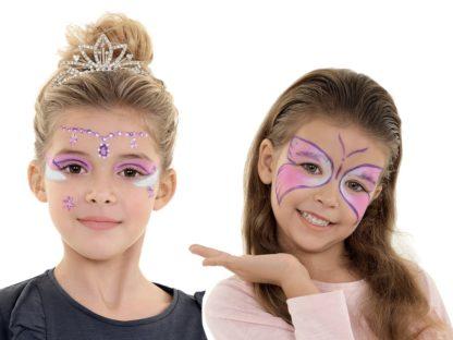 Carioca Mask-Up Princess exemplu
