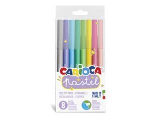 Carioca Pastel 8/set