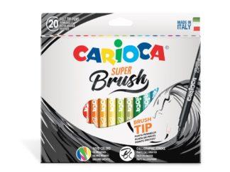 Carioca Super Brush 20/cutie