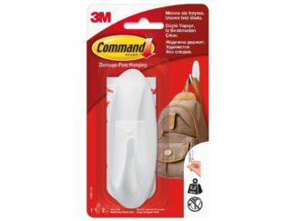 Cârlig design mare Command 3M