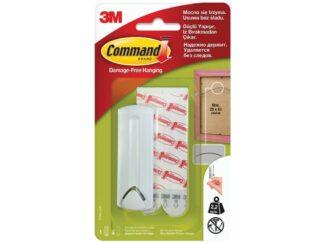 Cârlig modern montare tablouri Command 3M