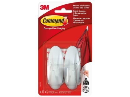 Cârlige design mediu Command 3M