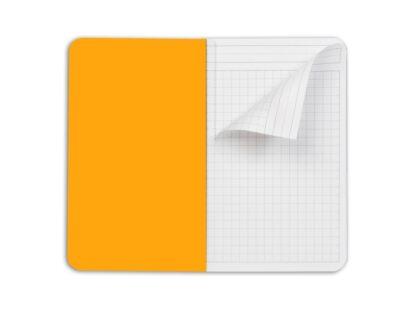 Carnet nedatat A5+, Rhodia Unlimited orange perforații