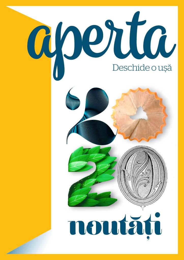 Catalog noutăți Aperta 2020