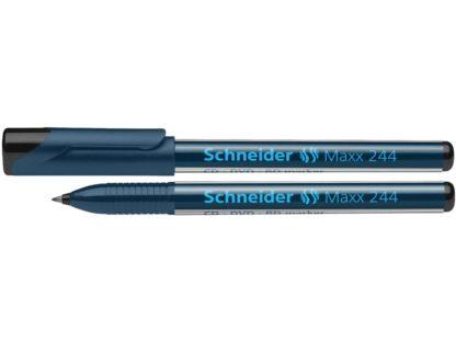 CD/DVD marker Schneider Maxx 244 negru