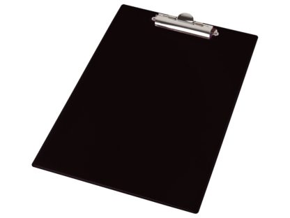 Clipboard simplu negru