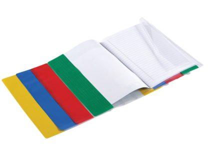 Copertă cu margine color