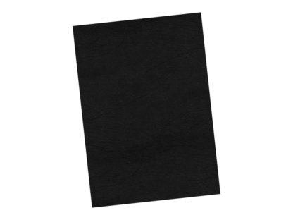Copertă din carton negru