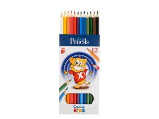 Creioane color Creative Kids 12/set