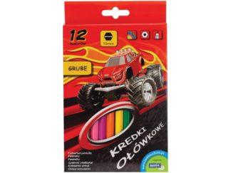 Creioane color Lambo School 12/set 1