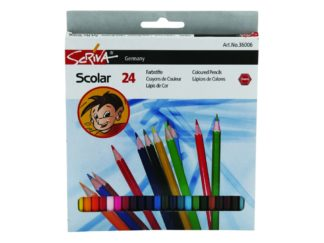 Creioane color Scriva 24/set
