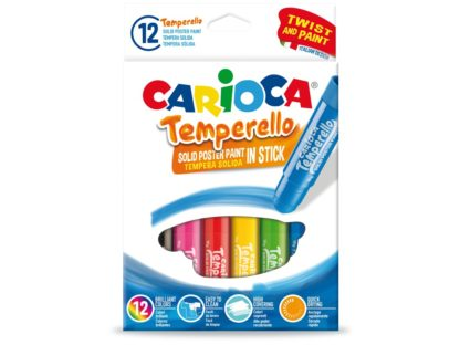 Creion-tempera Temperello 12/set