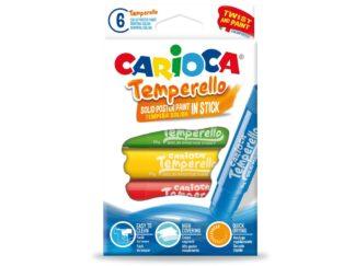 Creion-tempera Temperello 6/set
