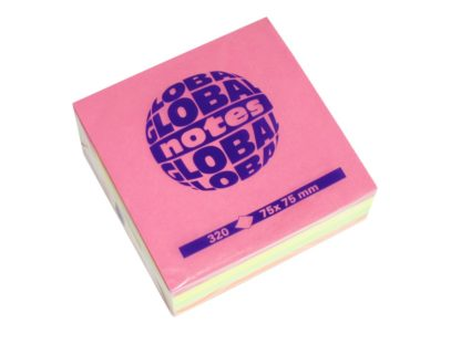 Cub notes adeziv Global Notes