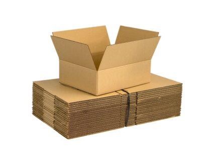 Cutie ambalare carton C3 Natur, 330 x 250 x 100 mm, model