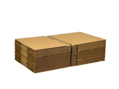 Cutie ambalare carton C3 Natur, 330 x 250 x 100 mm, set