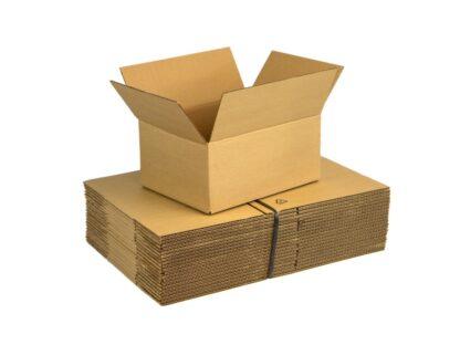 Cutie ambalare carton C3 Natur, 330 x 250 x 150 mm, model