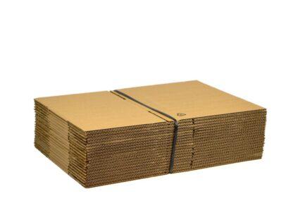 Cutie ambalare carton C3 Natur, 330 x 250 x 150 mm, set