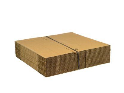 Cutie ambalare carton C3 Natur, 350 x 250 x 320 mm, set