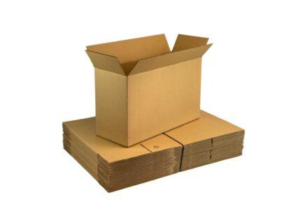 Cutie ambalare carton C3 Natur, 570 x 220 x 340 mm, model