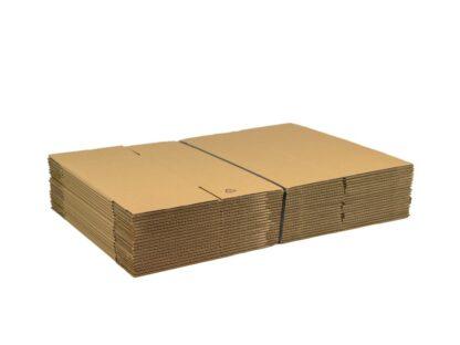 Cutie ambalare carton C3 Natur, 570 x 220 x 340 mm, set