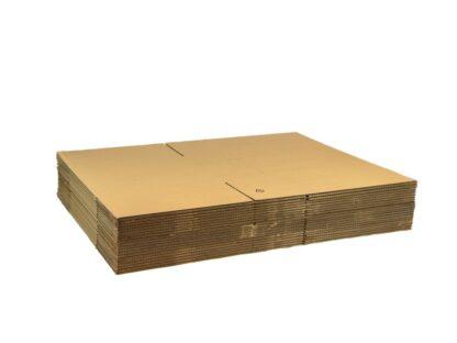 Cutie ambalare carton C3 Natur, 570 x 400 x 340 mm, set