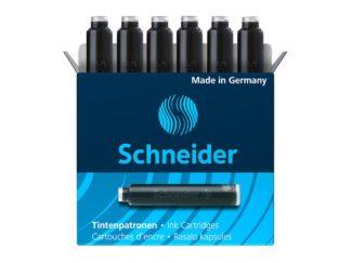 Cutie patron cerneală Schneider negru